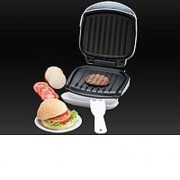 GRILL AMVOX AMS 980P 110V - Saldao