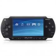 PSP SONY Portatil PSP-3000 Travado