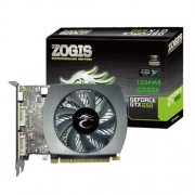Placa de Video PCI EXPRESS 1GB DDR5 128 BIT Zogis GTX650 ZOGTX650-1GD5H