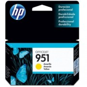 Cartucho HP 951 CN052AL Officejet Amarelo
