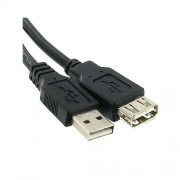 Cabo Extensor USB 3,0M PLUS Cable PC-USB3002