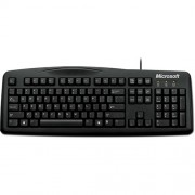 Teclado USB Microsoft Wired 200 Preto JWD-00001