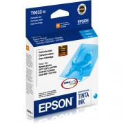 Cartucho EPSON T063220-AL Cyano C67/C87