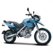 Moto Maisto Escala 1:18 BMW F 650 GS 1900027