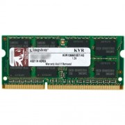 Memoria Notebook 4GB DDR3 1066MHZ PC3-8500 Kingston KVR1066D3S7/4G