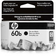 Cartucho HP (60B) CC636WB