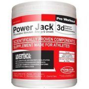 Power Jack 3D - 225g - Power Supplements