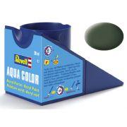 Tinta Acr�lica Revell Aqua Color Verde Bronze Fosco - Revell 36165