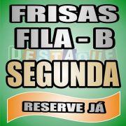 Frisa   Fila B (Segunda-feira 27/02/2016)