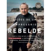 Livro Li��es de um empres�rio rebelde