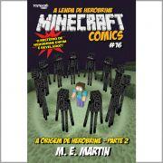 Minecraft Comics: A Lenda de Herobrine - Ed. 16