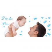 Adesivo Dia dos Pais - 1,20x0,30m - P227