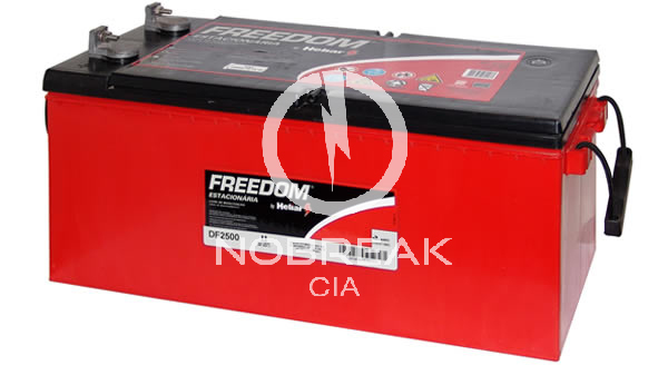 Bateria Estacion�ria 150 Ah Freedom DF 2500