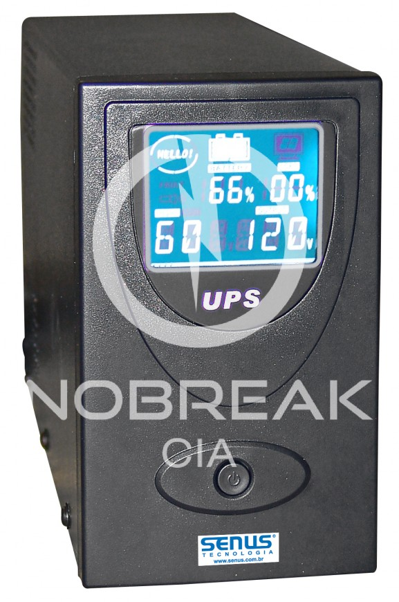 Nobreak AVR 1600 VA Senus