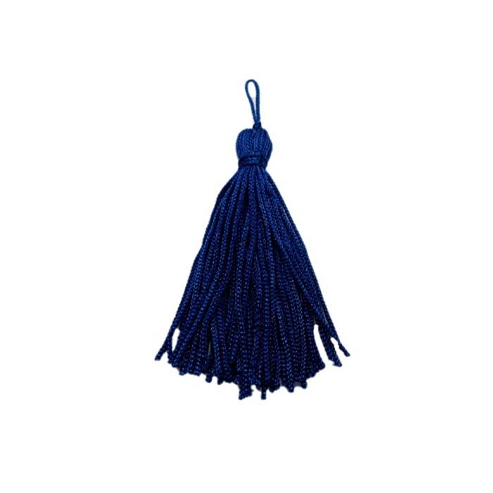 Pingente de seda azul montana (100 unid.)- FRAN006 ATACADO