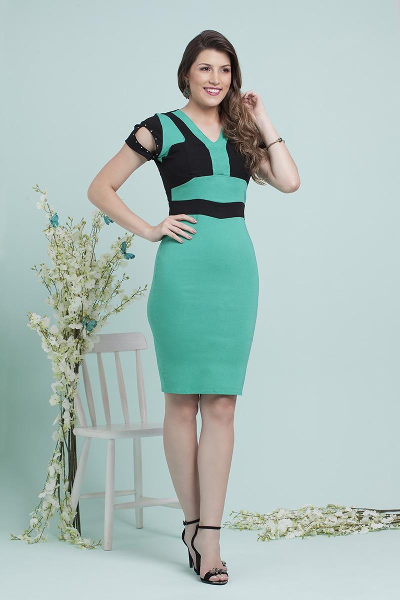 Vestido Mari - Bella Heran�a - 5707