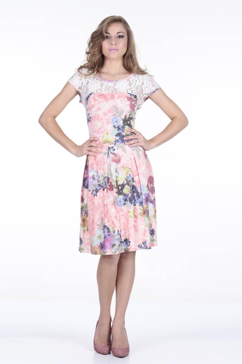 Vestido Ella's Cinderela Rose 11257
