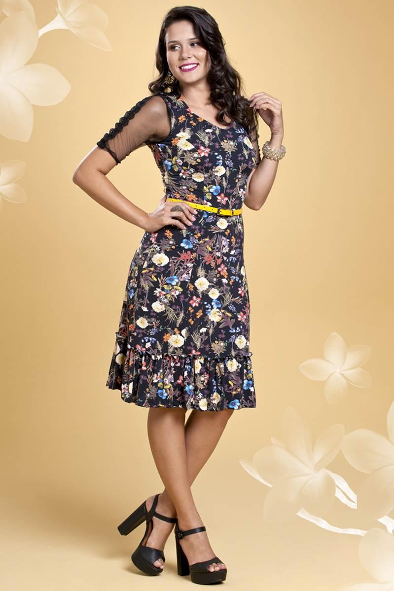 Vestido Bella Heran�a Nicole Kidman 6316