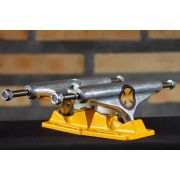 Truck Independent - 149 Stage 11 Strike Cross Polished Yellow