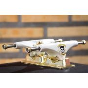Truck Crail 133 Mid Let�cia Bufoni Gold/White