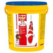 Ra��o sera KOI Professional alimento colorante de Spirulina 7kg