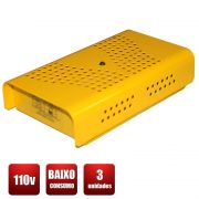 Anti Mofo Eletr�nico Repel Mofo Amarelo Contra Bolor Mofo �caro 3 undades 110v