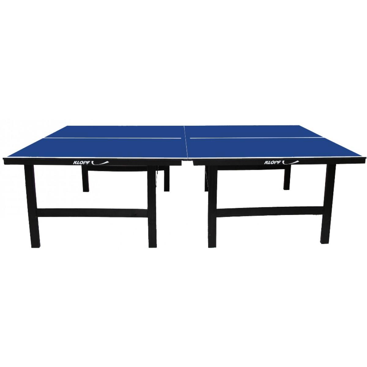 Mesa de Ping Pong Dobr�vel Klopf - 1019