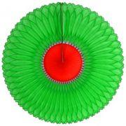 GIRASSOL 420mm (42cm) Verde C/ Vermelho
