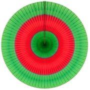 MARGARIDA CORES 630mm (63cm) Verde c/ Vermelho
