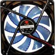 Cooler Fan G-Fire EW-2252-LGEX 12X12CM Led Azul