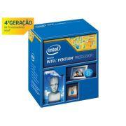Processador Intel Pentium Dual Core G3250 3.2GHz 3MB Cache BX80646G3250 LGA1150 Com Intel� HD Graphics