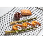Grelha Inox 1/1 para fornos combinados