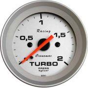Man�metro Press�o Turbo  52mm Cronomac  Racing  2 kg