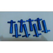 Wing Nuts - Parafuso Tampa de V�lvulas AP em Aluminio