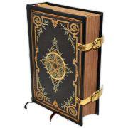 Livro das Sombras - Encaderna��o Medieval 600fls (4)