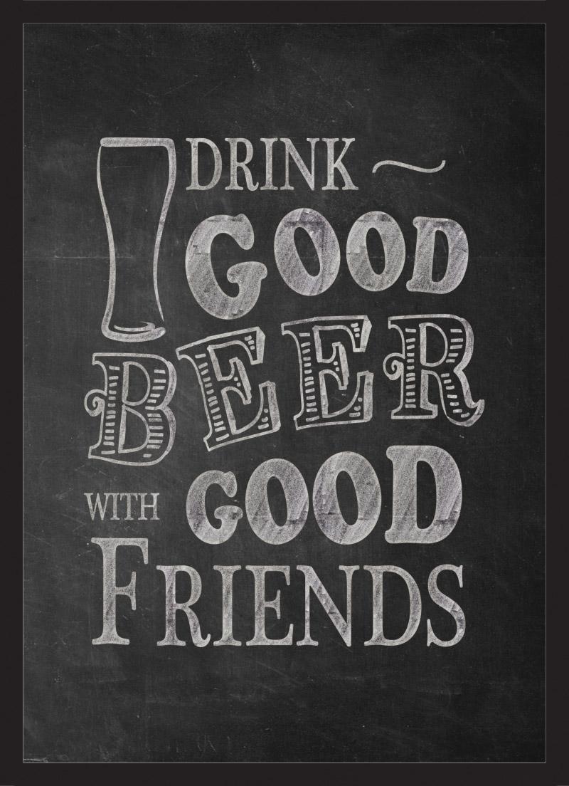 QUADRO DRINK GOOD