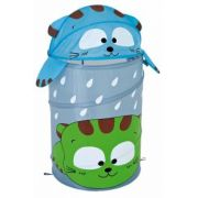 Porta Objetos Gatoons Guarda Brinquedos Roupas Ba�