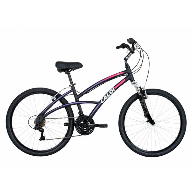 Bicicleta Caloi 500 Preta
