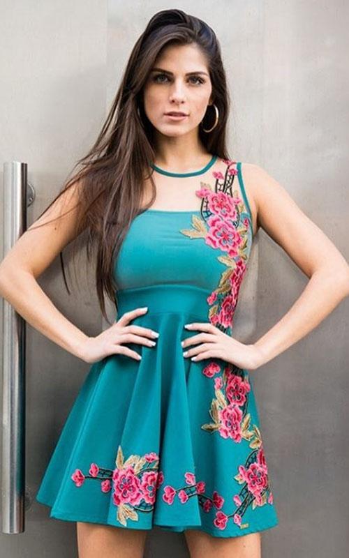 Vestido Adaylane