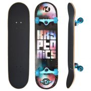 Skate Pro Completo Kryptonics Galaxy Maple 7 Camadas