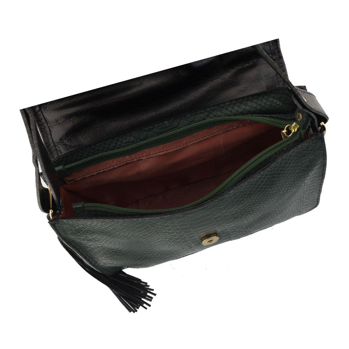 Bolsa De Viagem Feminina Couro : Arzon bolsa de couro feminina