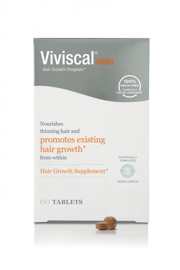 VIVISCAL HOMENS - Tratamento para 1 M�s