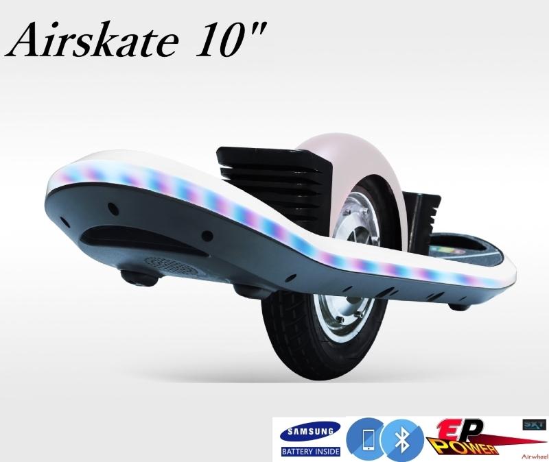 Airskate 10'' Monociclo Skate El�trico de Uma Roda - EPPOWER