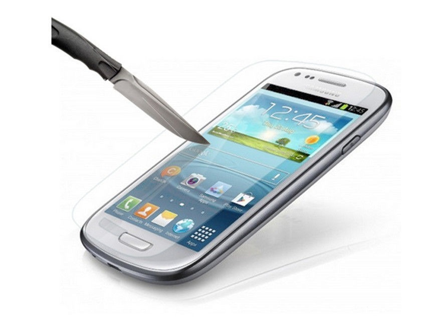 Película de Vidro Samsung Galaxy S3 Mini i8190 Anti Impacto
