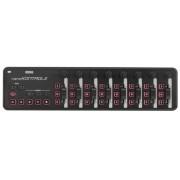 Controlador Korg NanoKontrol 2 USB-Midi - Preto - Transa Som Instrumentos Musicais