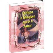 Brinde na compra de 2 livros - Feiti�os e magias para o amor