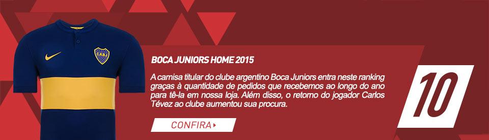 Boca Juniors Home 2015