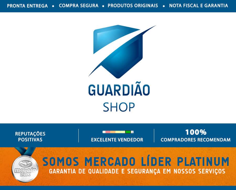 Guardião Shop pronta entrega, compra segura, produtos originais, nota fiscal e garantia