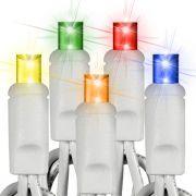 Pisca - Pisca 100 LEDs Colorido com 10,00 Metros 127V ( PISCA 8 FUN��ES ) - REF 1041