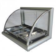 Estufa de Salgados com 3 Bandejas em Aluminio